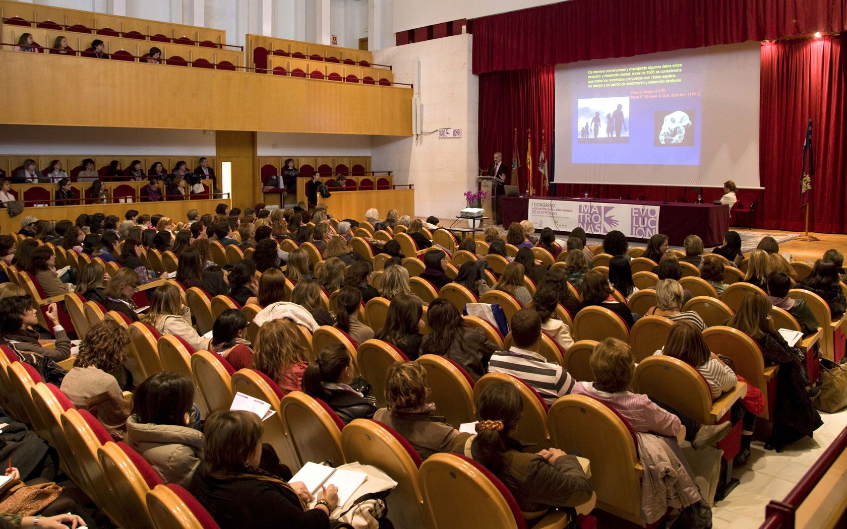 Fotógrafo de Congresos en Burgos