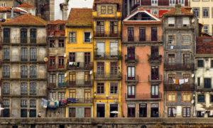 Fotografía de autor a edificaciones