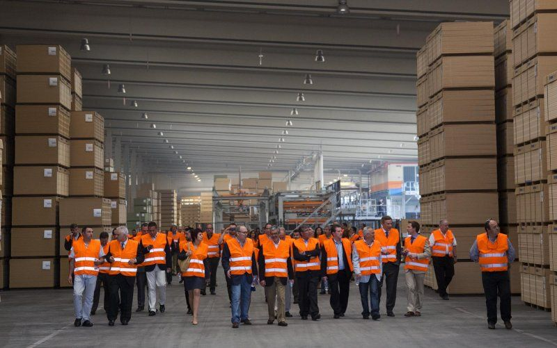 Fotografía Industrial Burgos