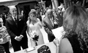 Fotógrafo de ceremonias de boda en Burgos