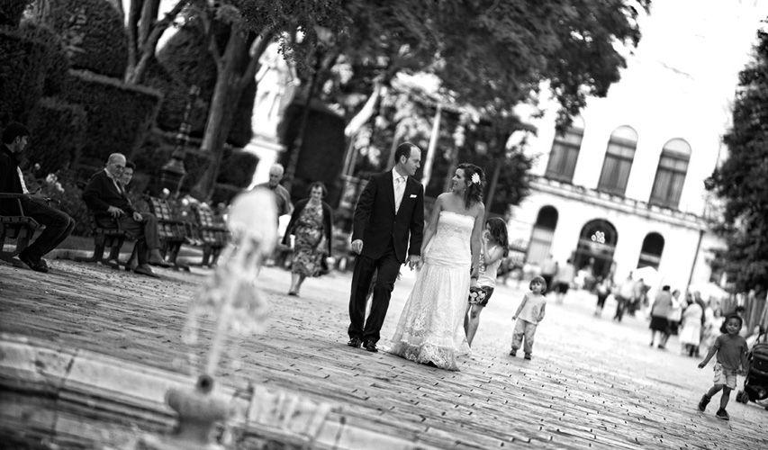 Fotografía Novios Burgos