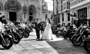 Reportaje fotográfico de ceremonias de boda en Burgos