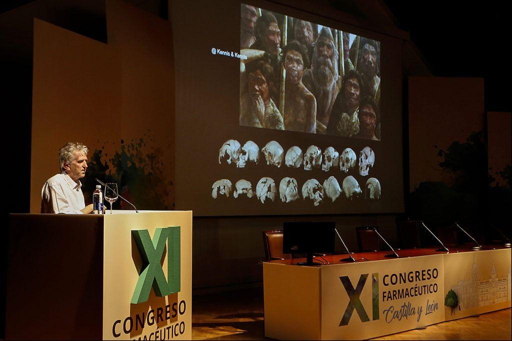conferencia de Arsuaga