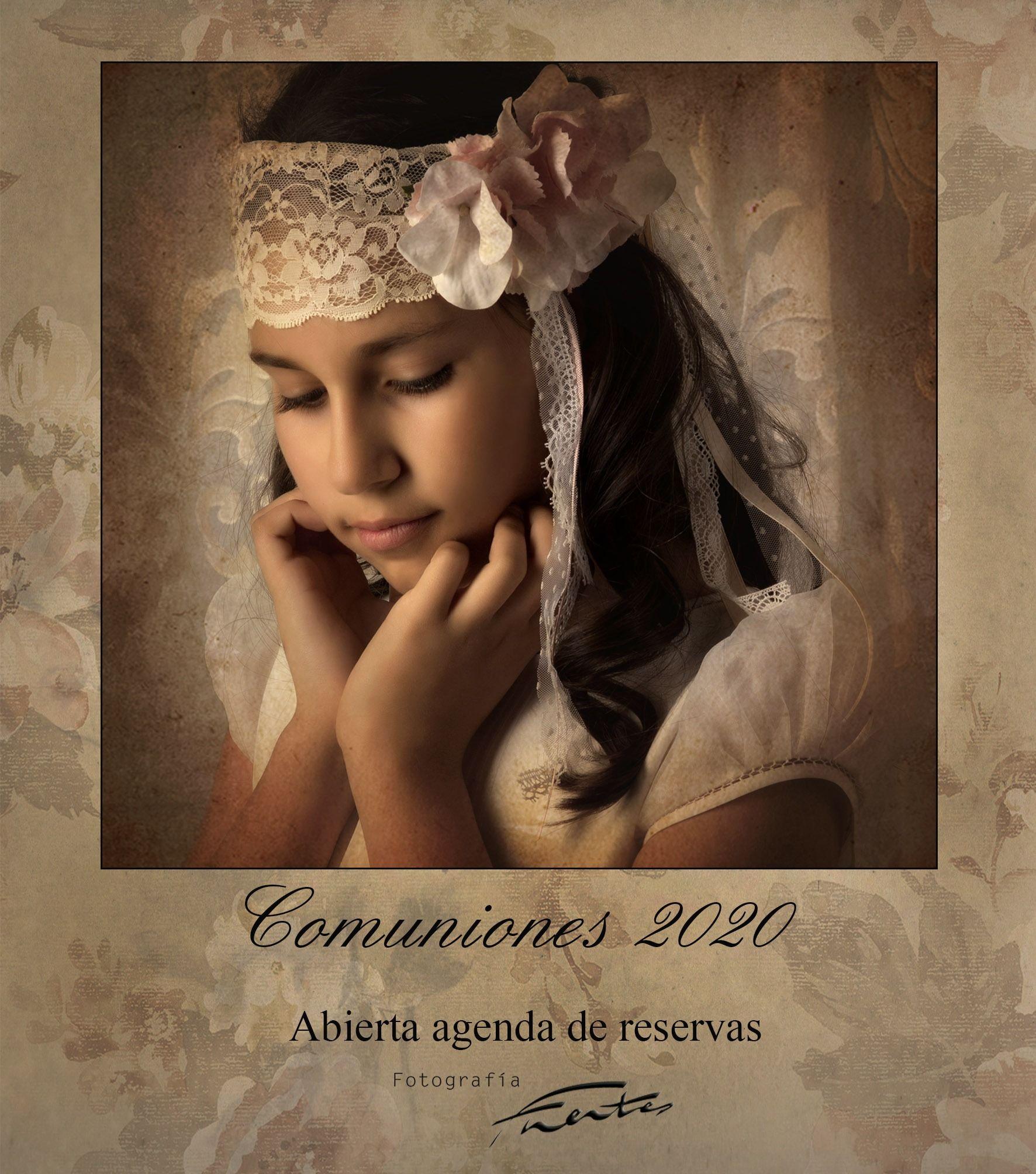 reportajes de comunion en Burgos