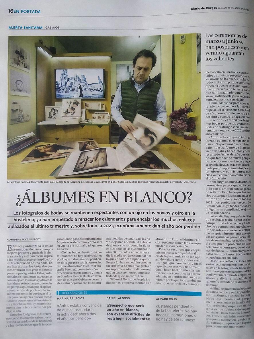 Noticia Diario de Burgos