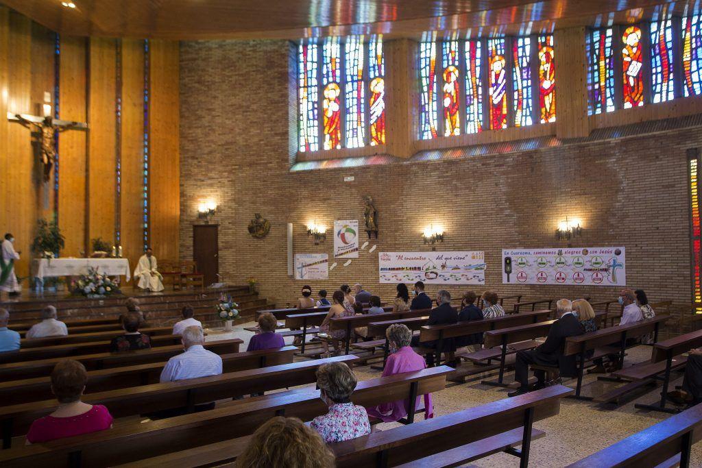 Primeras Comuniones Iglesia 2020
